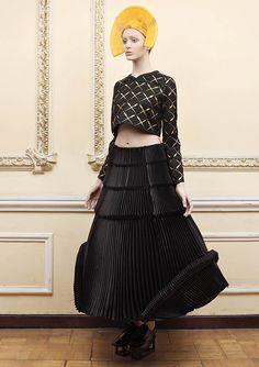 'Revival' Fashion Collection // Ria Keburia | Afflante.com