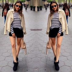 NEW #OUTFIT BY @uberana #howtochic #ootd #outfit
