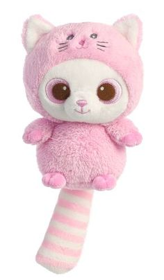 Aurora Baby Pamme - Your child will fall in love with this soft, cuddly plush.