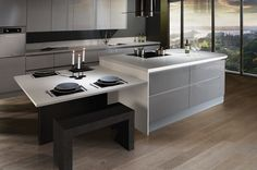 maia® worksurfaces