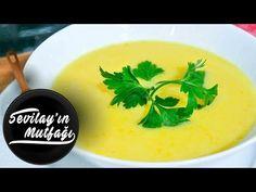 Kereviz Çorbası Nasıl Yapılır? |Sütlü Kereviz Çorbası Tarifi - YouTube Cantaloupe, Fruit, Youtube, Youtubers
