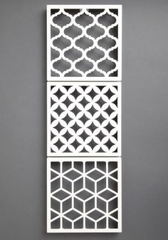 Geometric of the Eye Wall Tiles | Mod Retro Vintage Wall Decor | ModCloth.com