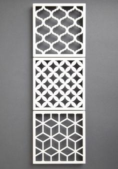 Geometric of the Eye Wall Tiles   Mod Retro Vintage Wall Decor   ModCloth.com