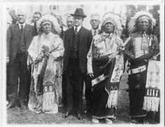 [Did you Know?] On June 2, 1924 the Indian Citizenship Act, an all-inclusive act, was passed by Congress granting citizenship to all Native Americans born within the territorial limits of the country. However, the privileges of citizenship were largely governed by state law, and the right to vote was often denied to Native Americans in the early 20th century.