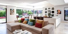 Extension Extension Ideas, Extensions, Kitchen Ideas, Couch, Gallery, Interior, Furniture, Home Decor, Settee
