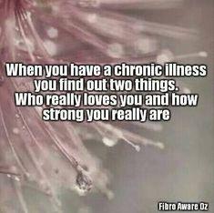 Life with Chronic Illness.......