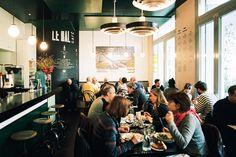 Le BAL Café6, Impasse de la Défense 75018 Paris