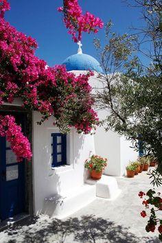 Agios Artemios, Santorini Greece Art & Architecture