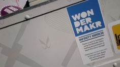 'How to' print work #poutineisasin via @iacgobig for the @wondermakr infinity mirror installation. . . . . . #WickedlySinful #infinitymirror #stickers #Partyatpeller #foodtruck chef #collab #poutine #raspberrypi #arduino #led #chefsroll #chefsofinstagram #niagaraonthelake #Toronto #foodtech #roadtrip by wickedlysinful
