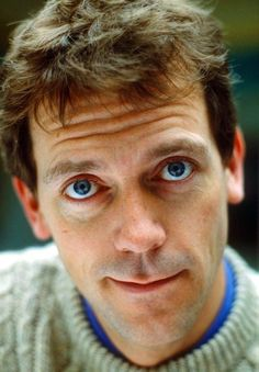 Hugh Laurie Young Photos