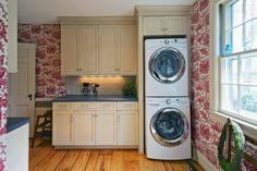 Sketch of Several Must Have Washer and Dryer Cabinet Design that You Should Insert in Your Laundry Room