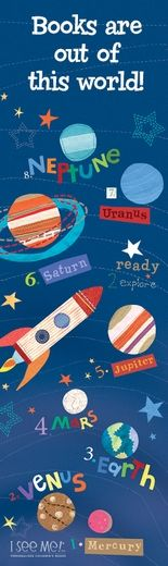 Books are out of this World! Personalized Books For Kids, To Infinity And Beyond, Out Of This World, Children's Books, School Stuff, Inspire, Space, Reading, Floor Space