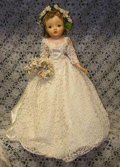 Beautiful Bride doll