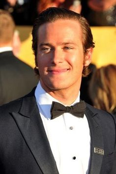 Armie Hammer, who may play Christian Grey in Fifty Shades of Grey movie #ChristianGrey #FiftyShades #ArmieHammer