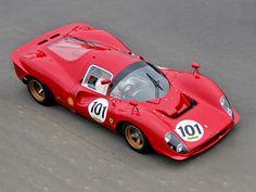 Ferrari 412P '1967 Produced in 2 copies
