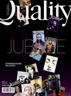 Quality Jubilee Sonderausgabe Cover, Blankets