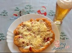 Czech Recipes, Ethnic Recipes, Bon Appetit, Cauliflower, Macaroni And Cheese, Pizza, Cabbage, Ketchup, Naan