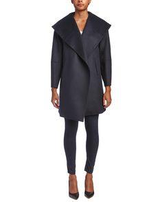 Caruana Cashmere & Wool Blend Open Coat is on Rue. Shop it now.