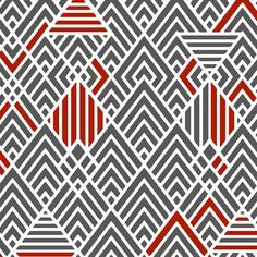 Enigma (Buckeye) - Geometric Fabric - The Textile District design to custom print for home decor, upholstery, and apparel. Pick the ground fabric you need and custom print the designs you want to create the perfect fabric for your next project. https://thetextiledistrict.com #designwithcolor #fabrics #interiordesign #sewing