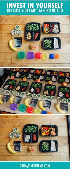 :: visit TheWeighWeWere.com :: See what 5 days worth of 21 Day Fix and 21 Day Fix EXTREME approved food looks like (Plus grocery list!): http://bit.ly/1DW0bCm  Because eating healthy & working out is about making investment in yourself.  health // fitness // fitspo // workout // motivation // exercise // 21 Day Fix EXTREME // Meal Prep // diet // nutrition // Inspiration // quote // quotes // recipe // recipes
