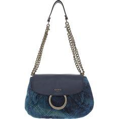 Denim Blue Shoulder Bag - Handbags - Accessories - Women - TK Maxx Handbag Accessories, Women Accessories, Blue Shoulder Bags, Tk Maxx, Blue Denim, Handbags, Stuff To Buy, Fashion, Totes
