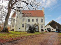 Herbststimmung im Dezember im Herrenhaus bei Oldenswort / In the mood for autumn in December at Hoyerswort manor (c) TSMH