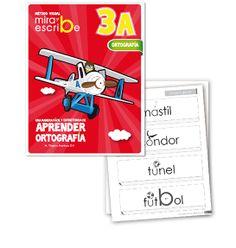 Libro Ortografía Mira Y Escribe 3 A -> http://www.masterwise.cl/productos/14-lenguaje-y-comunicacion/1918-libro-ortografia-mira-y-escribe-3-a