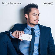 #ZenFone 3 Tie Clip, Tie Pin