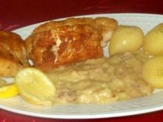 Halfilé mustáros kéregben French Toast, Cooking Recipes, Dishes, Chicken, Meat, Breakfast, Foods, Drinks, Morning Coffee
