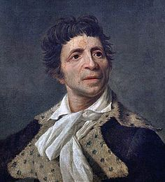 "Jean-Paul Marat:   5/24/1743–7/13/1793, a physician  political theorist known for his career in France as a radical journalist and politician during the Revolution. His journalism was renowned for its fiery character and uncompromising stance toward ""enemies of the revolution."" His was one of the more extreme voices of the rev.  he became a vigorous defender of the sans-culottes. Radical denunciations of counter-revolutionaries supported much of the violence that occurred at this time."
