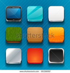 3d icons (shutterstock)