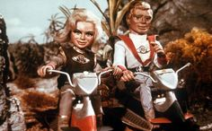Fireball puppet space show. LOL I remember you could see the strings! Timeless Series, Thunderbirds Are Go, Best Cartoons Ever, Science Fiction Series, Marionette, Sci Fi Movies, Movie Tv, Animation, Kids Shows