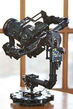 DYS Eagle Eye Gimbal Drone UAV DSLR Alexmos 3 eixos Brushless Bgc Controlador