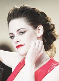 Kristen Stewart ❤ at the cosmopolis preimiere at the 2012 cannes film festival