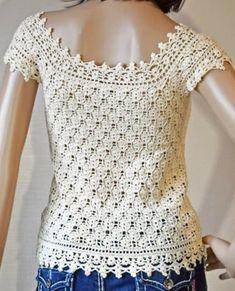 Crochet Top, Toque, Leo, Internet, Women, Fashion, Crochet Coat, Crochet Blouse, Dress