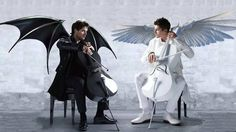 2Cellos - the devilish and the angelic.