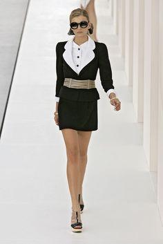 Chanel at Paris Spring 2007