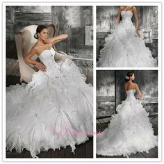 Luxury Strapless Ball Gown Wedding Dress Heavy Beaded Bodice Big Sash Flower Skirt Bridal Wedding Dress - Buy Flower Skirt Bridal Wedding Dress,Rosettes Skirt Wedding Dresses,Wedding Dress With Tulle Skirt Product on Alibaba.com