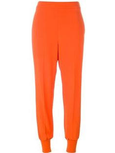 tapered trousers $708 #Farfetch #prett #DesigerClothing