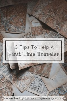 You've finally decided to take that dream trip. What now? What should you do next? In this post, we offer some tips to help you get ready for your first big adventure.