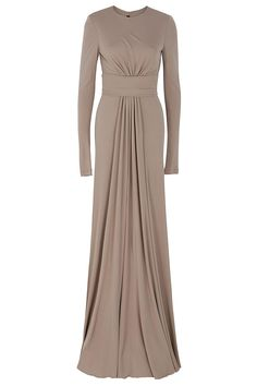 "Elie Saab Jersey Gown. To quote MLB ""delicious"".    http://www.boutique1.com/"