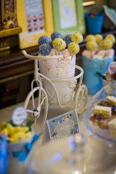 Yummy cakepops!