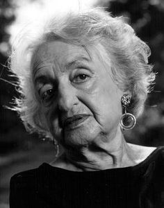 """Betty Friedan (1921 - 2006) Feminist writer and activist, books include """"The Feminine Mystique"""" and """"The Second Stage"""""""