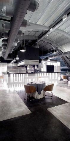 Michelin Restaurant / Josep Ferrando