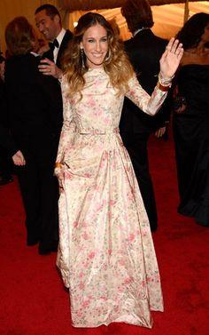 Red Carpet: 2012 Met Gala