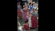 Viernes de Feria: menos gente y mejor ambiente - Andalucia - sevilla.abc.es