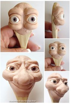 get a spoon… sculpey***
