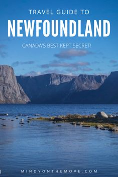Canada's Newfoundland still seems to remain a best kept secret, waiting for newcomers to discover her brilliance and charm.  In my post,  I'll show off her incredible beauty and guide you on your way! #newfoundland #canada #canadatravel #explorecanada #travelgirl #travelguide #traveldestinations #northamericatravel #travelbucketlist #travelinspo #nationalparks