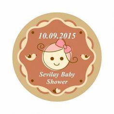 Bebek Doğum Etiketleri 24 Adet BB0031