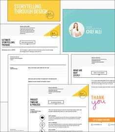 //Preparing, planning and useful documents for client interactions in the creative business.
